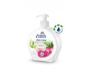 Eurona Gel na ruční mytí nádobí s Aloe vera - Květinová romance, 400 ml