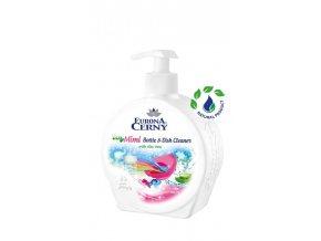 Eurona Šetrný gel na mytí dětského nádobí, kojeneckých lahví a dudlíků, 400 ml
