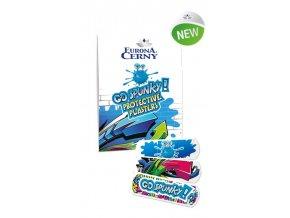 Eurona GO SPUNKY! – Ochranné náplasti s polštářkem, 18 ks