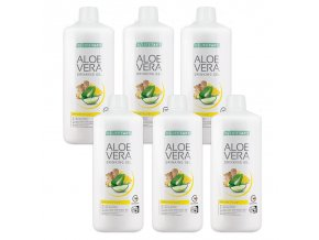 LR Aloe Vera Drinking Gel Immune Plus Série 6 x 1000 ml