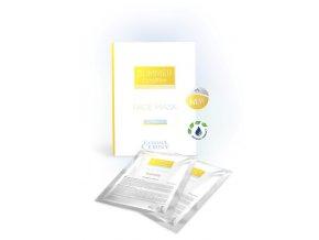 SUMMER CONDITION – Přírodní ochranná pleťová maska, 2 x 30 g