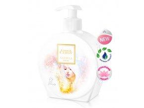 Eurona Tekuté mýdlo s Aloe vera – NATIELLA, 400 ml