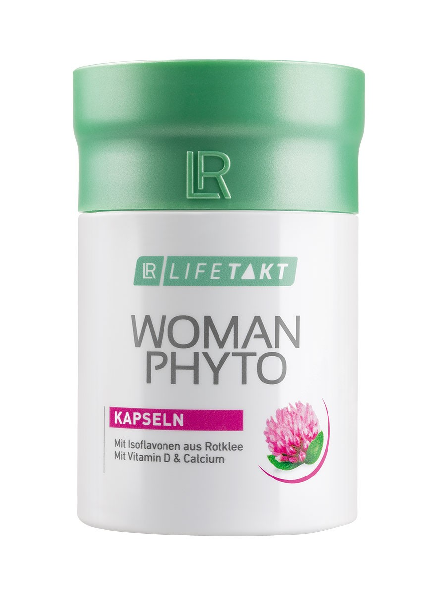 LR Health & Beauty LR LIFETAKT Woman Phyto Kapsle 90 kapslí