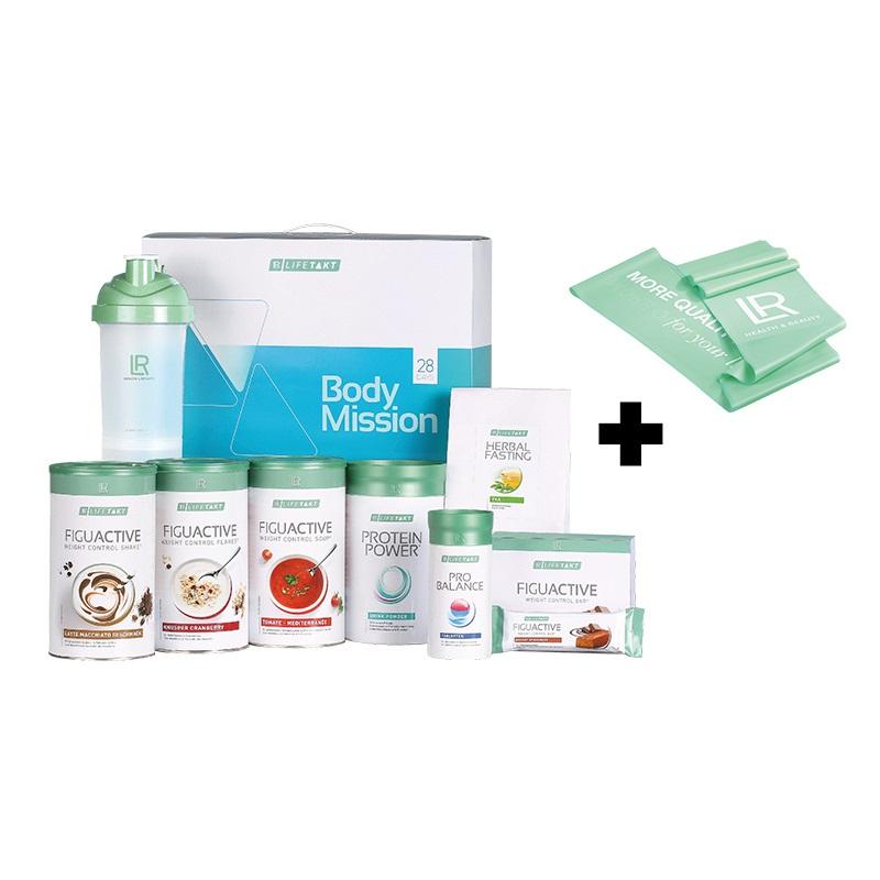 LR Health & Beauty Figuactiv 28days Body Mission
