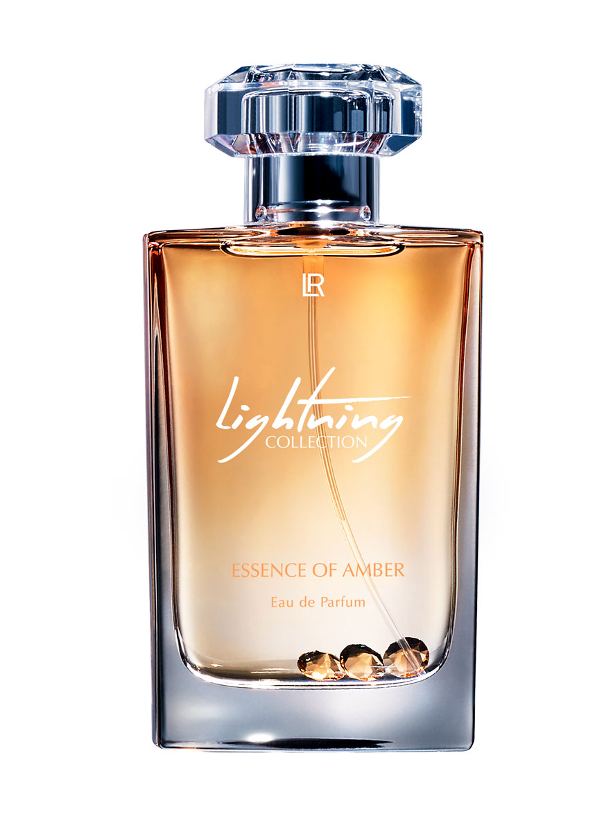 LR Health & Beauty LR Lightning Essence of Amber parfém pro ženy 50 ml