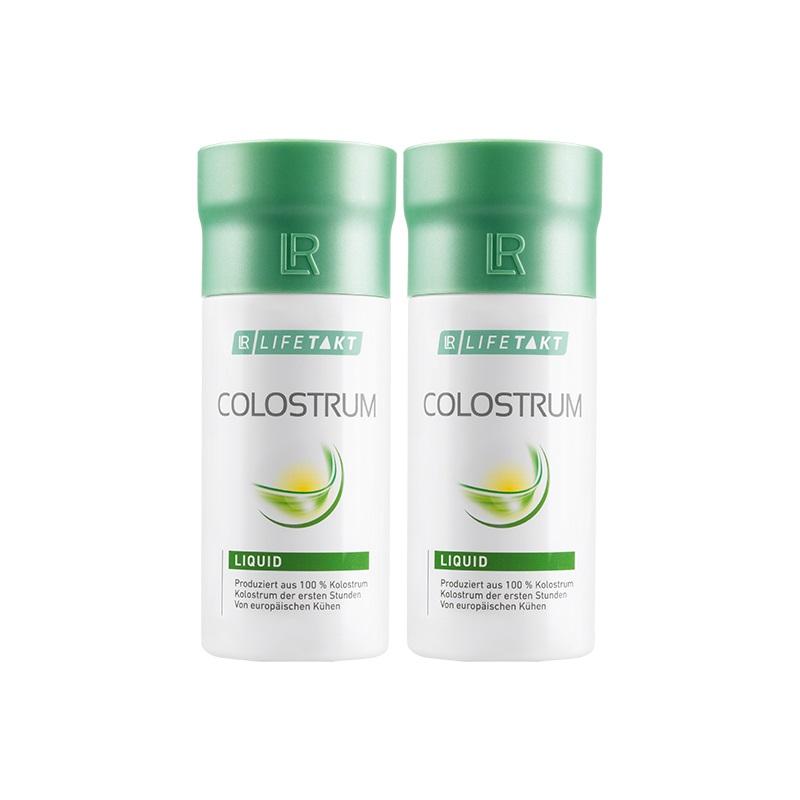LR Health & Beauty LR LIFETAKT Colostrum Liquid Série 2 x 125 ml