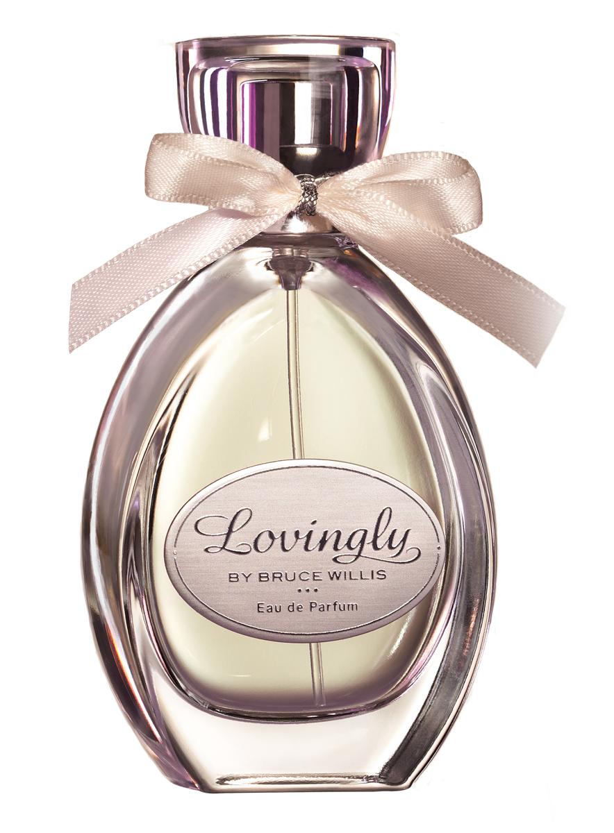 LR Health & Beauty LR Lovingly by Bruce Willis Eau de Parfum pro ženy 50 ml
