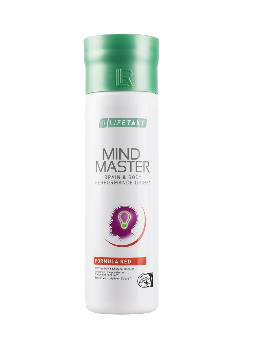 LR Health & Beauty LR LIFETAKT Mind Master Formula Red 500 ml