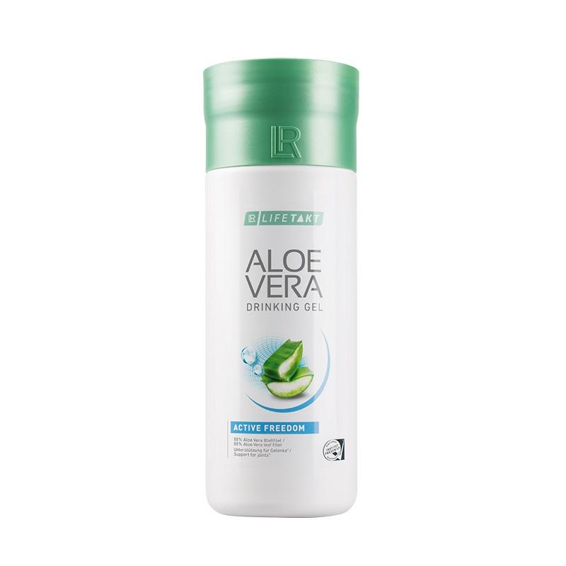 LR Health & Beauty LR LIFETAKT Aloe Vera Drinking Gel Active Freedom 1000 ml
