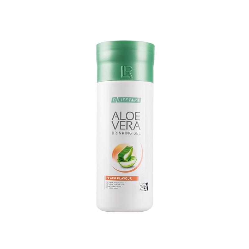 LR Health & Beauty LR LIFETAKT Aloe Vera Drinking Gel Broskev 1000 ml