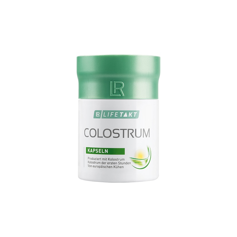 LR Health & Beauty LR LIFETAKT Colostrum Kapsle 60 kapslí