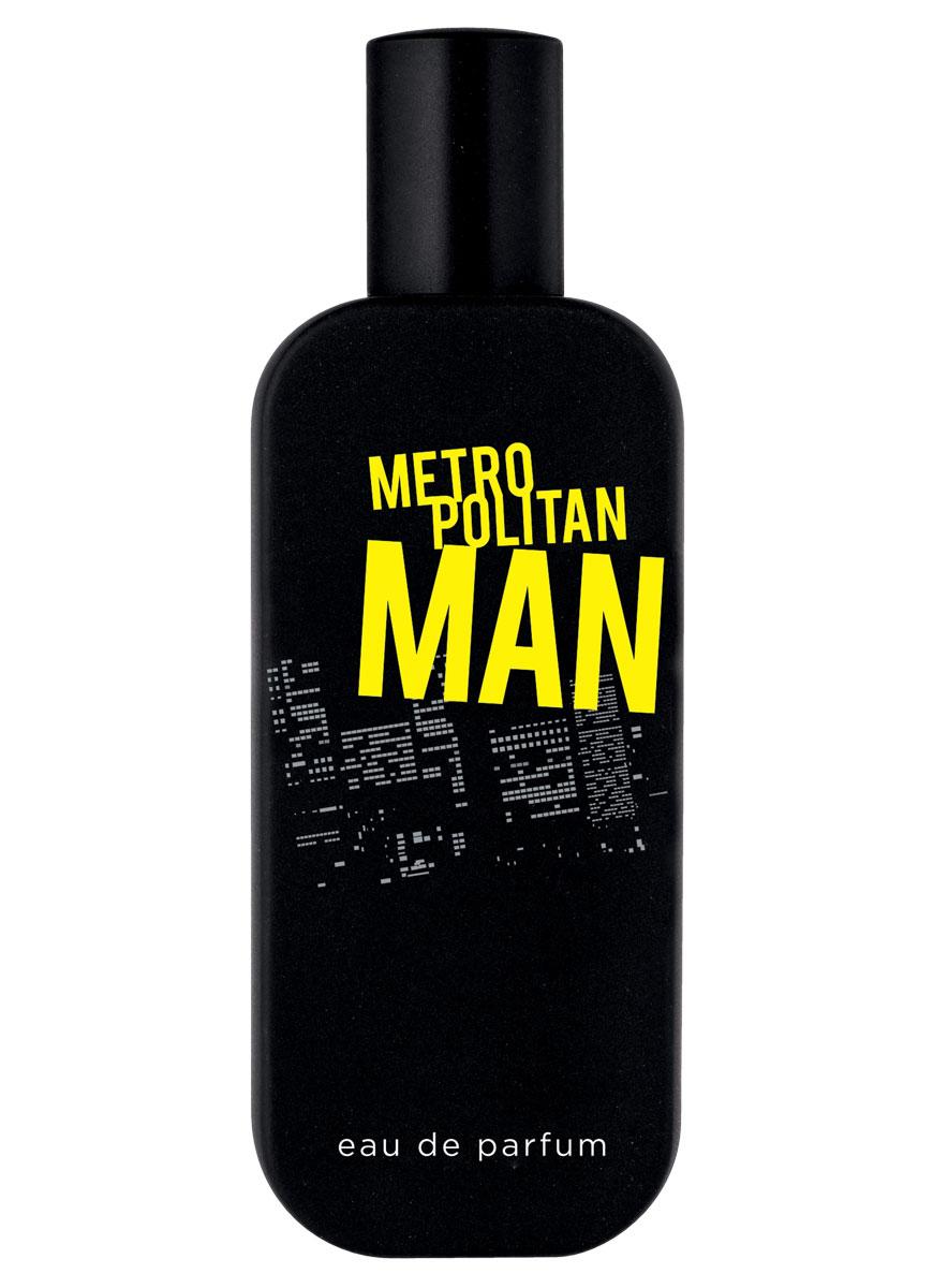 LR Health & Beauty LR Metropolitan Man parfém pro muže 50 ml