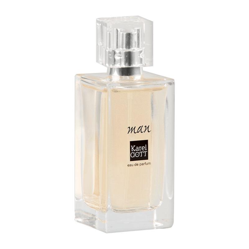 LR Health & Beauty LR Eau de Parfum Karel Gott MAN pro muže 50 ml