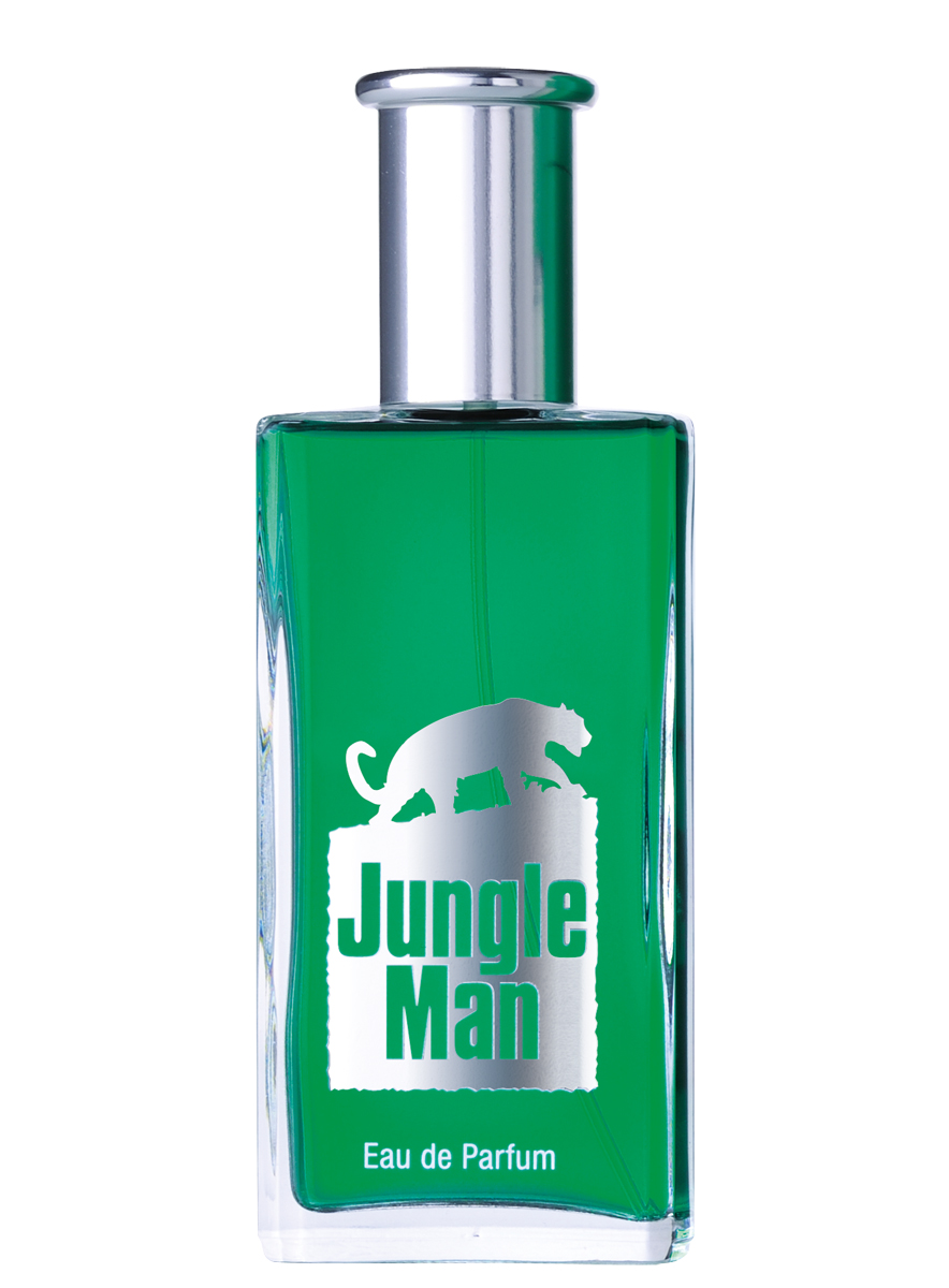 LR Health & Beauty LR Jungle Man Eau de Parfum 50 ml