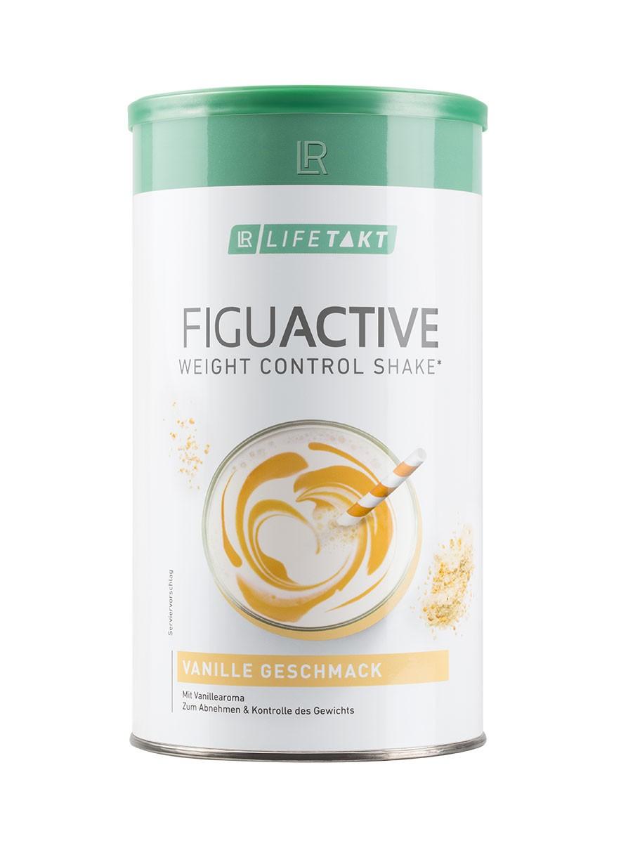LR Health & Beauty LR Figuactiv Instantní nápoj v prášku s vanilkovou příchutí 450 g