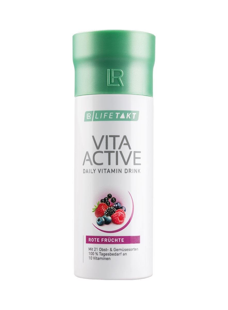 LR Health & Beauty LR LIFETAKT Vita Active Red 150 ml