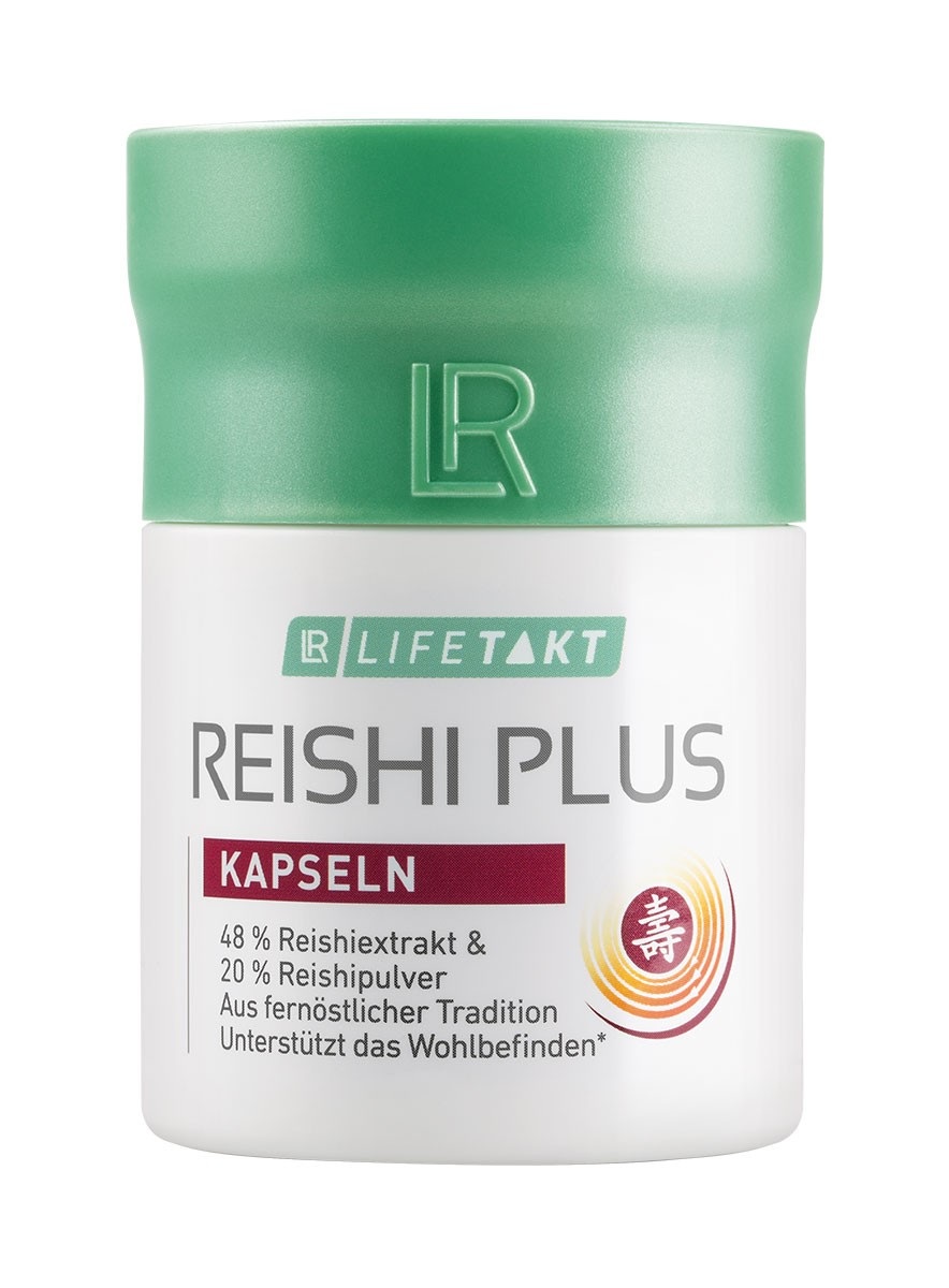 LR Health & Beauty LR LIFETAKT Reishi Plus Kapsle 30 kapslí
