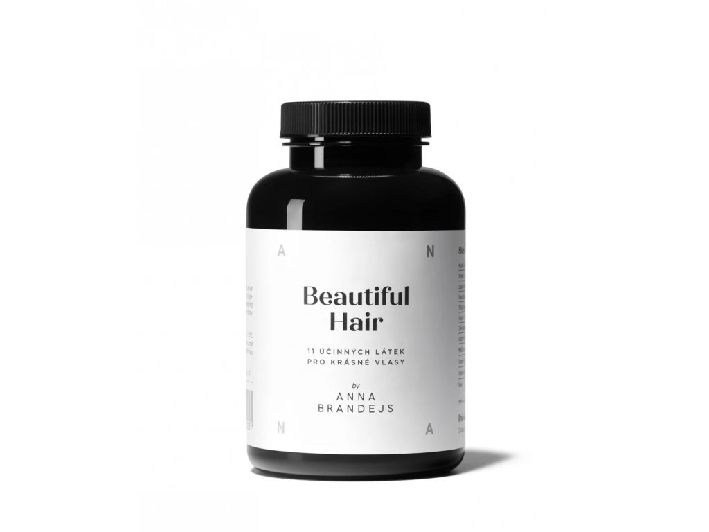 Beautiful Hair by ANNA BRANDEJS