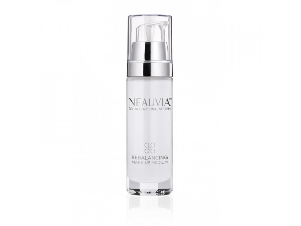 neauvia rebalancing makeup medium