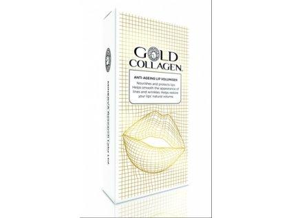 gold collagen lip