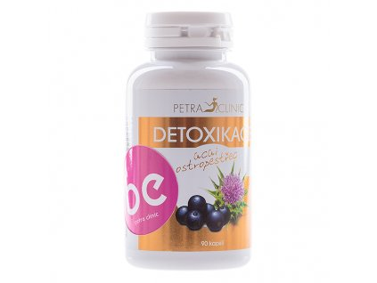 doplnek stravy detoxikace