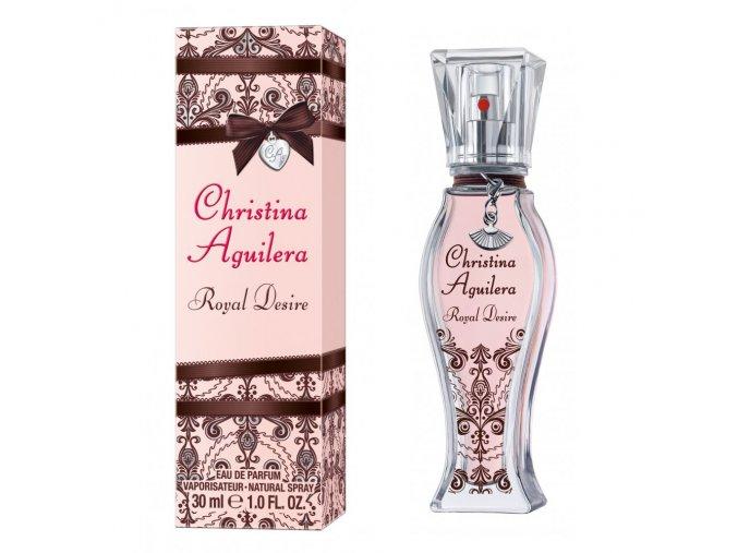 christina aquilera royal desire edp 30 ml