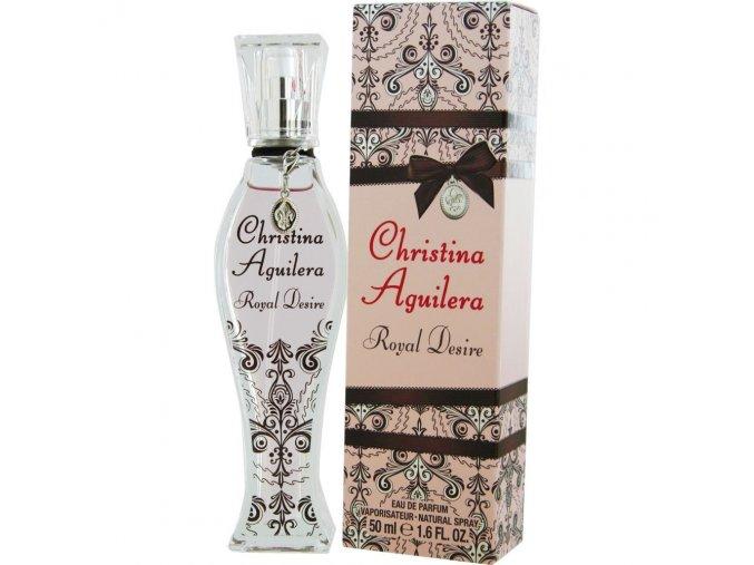 christina aquilera royal desire edp 50 ml