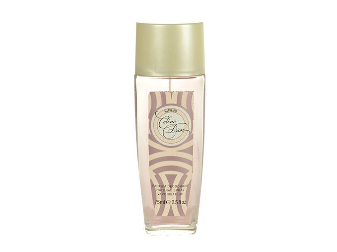 celine dion  all for love  parfémový deodorant 75ml
