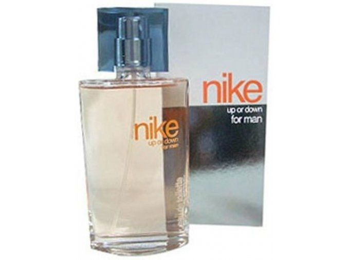 nike up or down for man edt 75ml