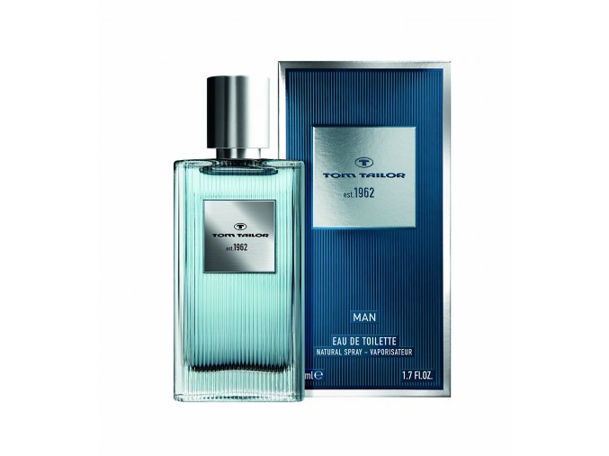 tom tailor  est. 1962 man edt 30ml
