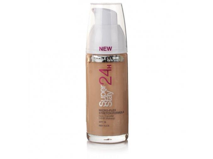 Maybelline New Superstay 24hr Foundation Nude Beige 21 161743