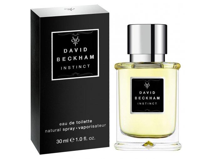 david beckham instinct man edt 30 ml