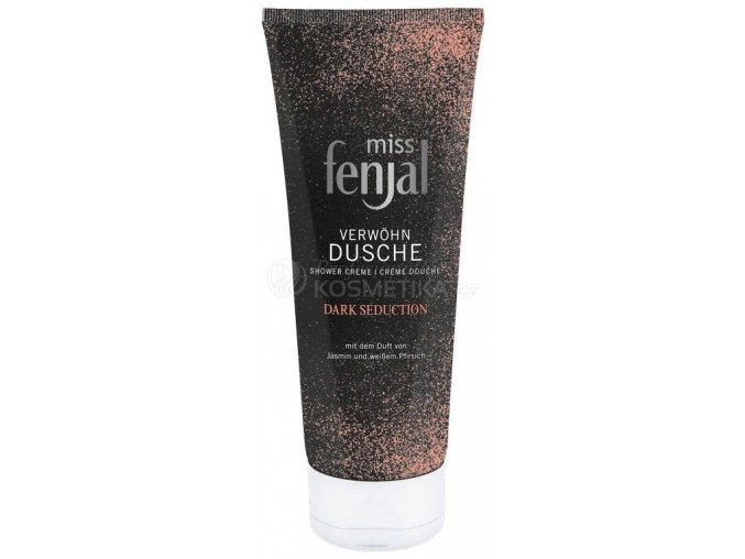 Fenjal Miss Dark Seduction  sprchový gel 200 ml