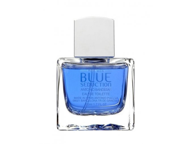 antonio banderas blue seduction   man edt 50 ml