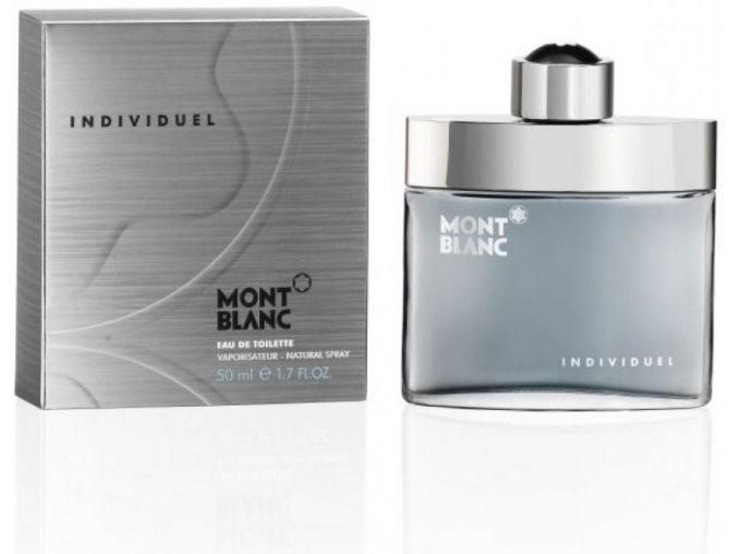 mont blank individuel  for men edt 50 ml