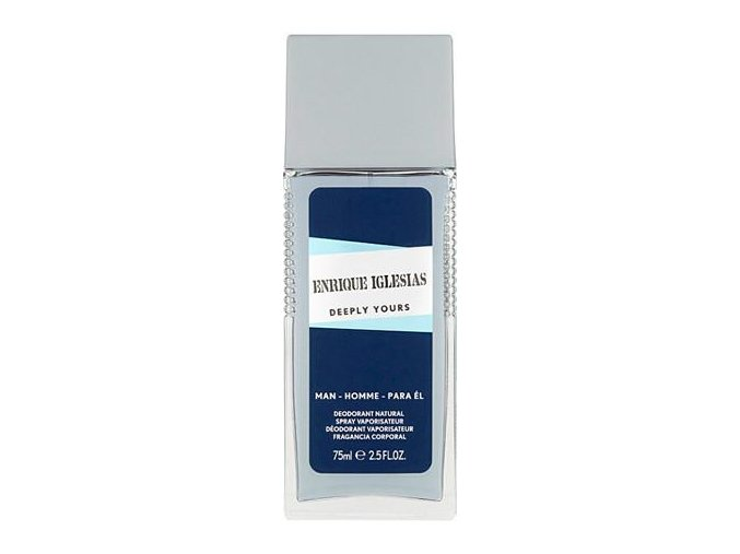 enrique iglesias deeply yours for man deo vapo 75 ml