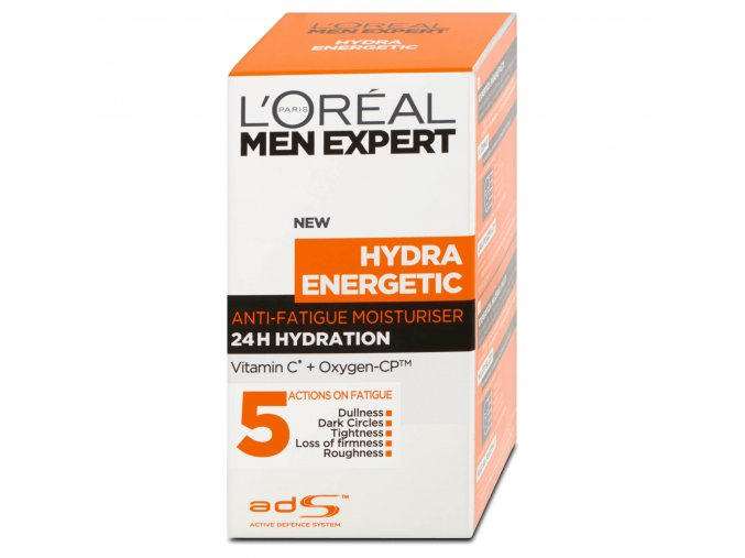 hydra energetic anti fatigue moisturiser