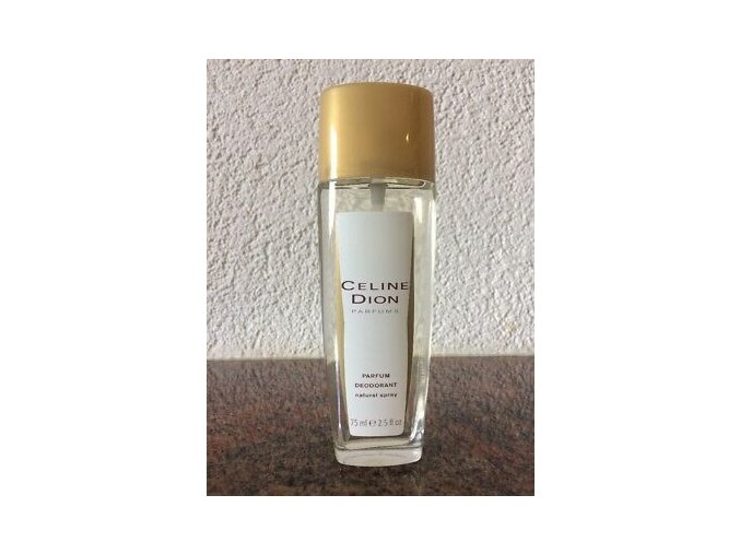 Celine Dion Parfum Deo Natural Spray 75ml