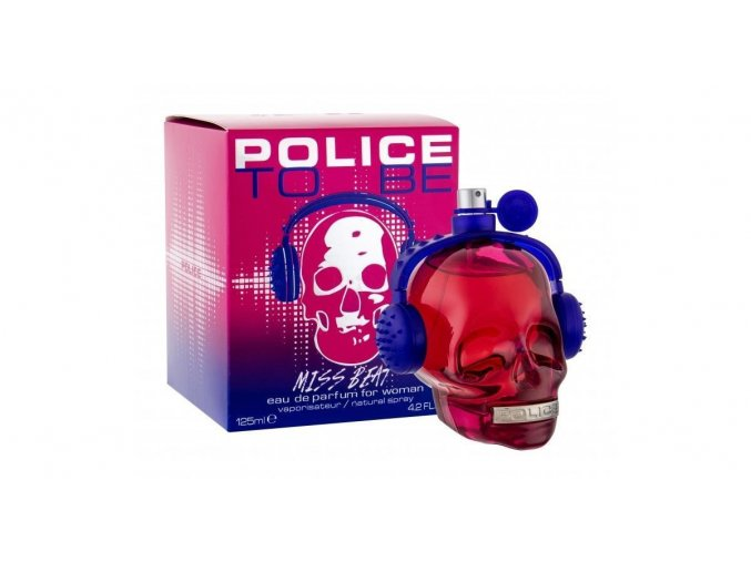 police to be miss beat parfemovana voda pro zeny 125 ml 267986