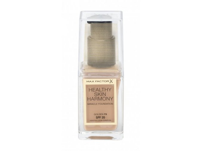 max factor healtly skin harmony miracle  foundation makeup 50