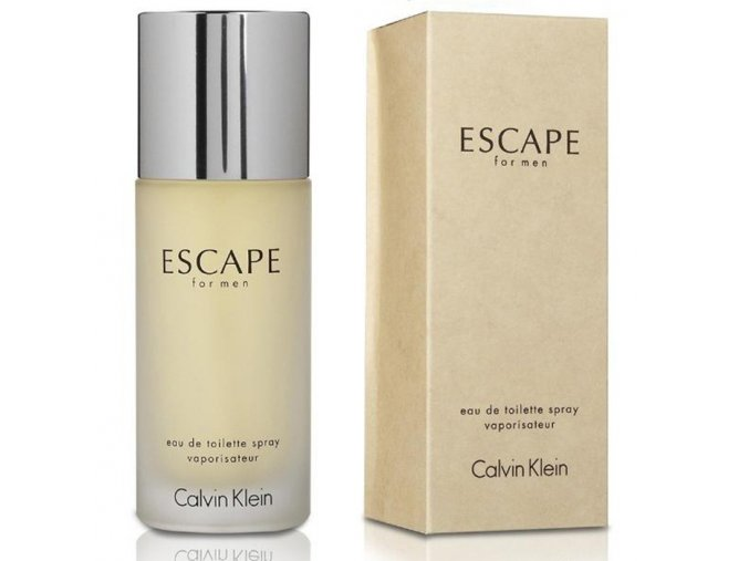 perfume escape for men calvin klein 100ml