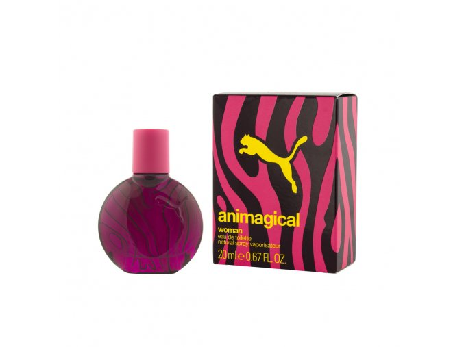 PUMA animagical woman  edt 20  ml