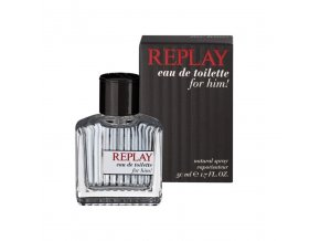 replay ed toilet for him edt 50ml