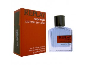 replay ed toilet for him edt concentrate  50ml