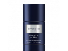 difference selection by s.oliver  for man deo stick