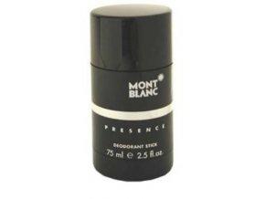montblanc presence deostick pro muze 75 ml