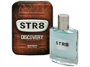 str8 discovery toaletni voda 50 ml pro muze