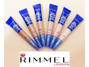 rimmel match perfection  conclear 010.030