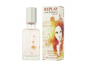 replay your fragrance for her edt 20ml