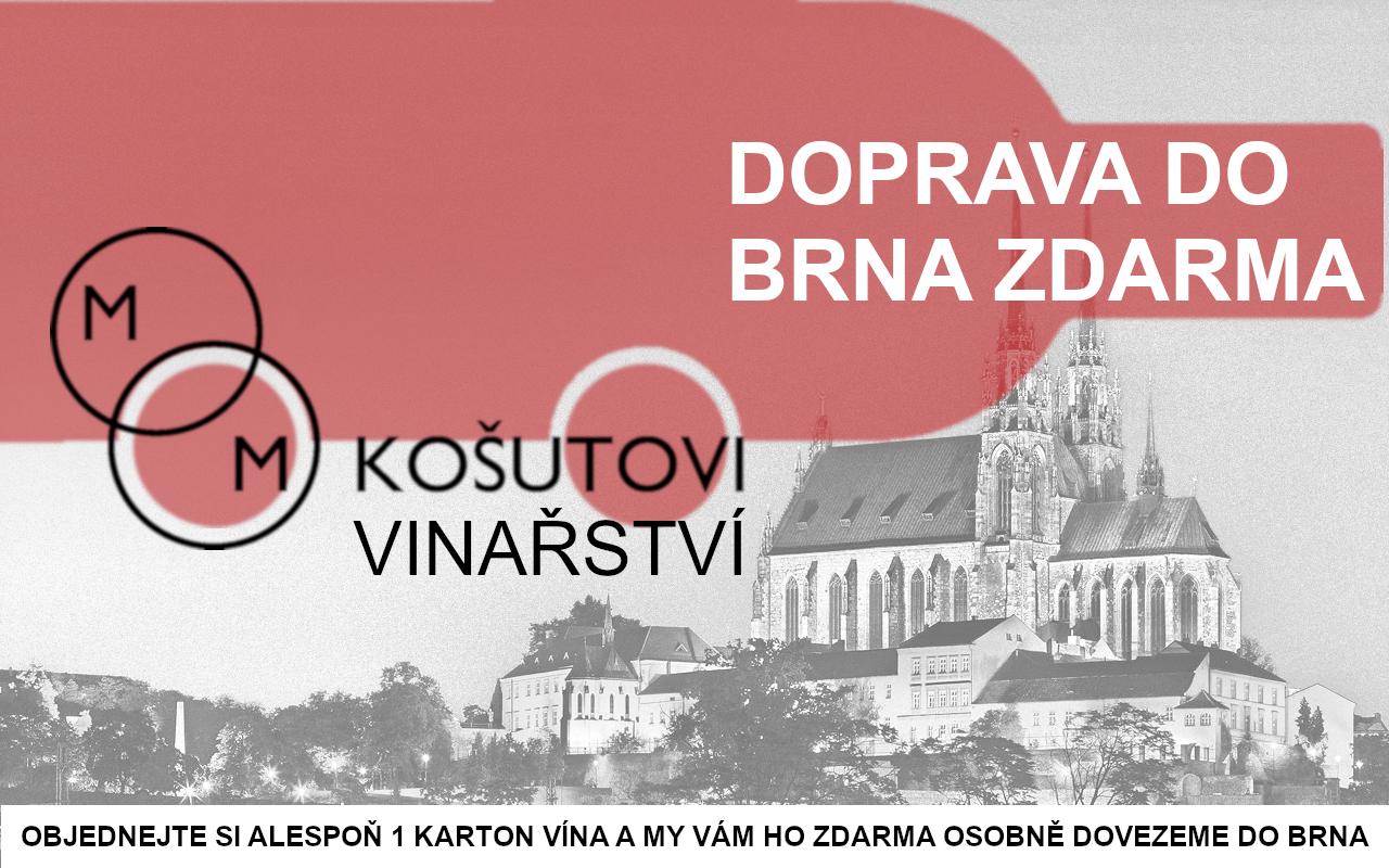 Dovoz Brno